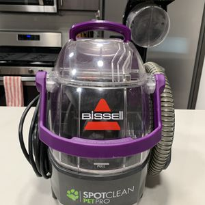Bissell SpotClean Pet Pro™ Portable Carpet Cleaner for Sale in Laguna Niguel, CA