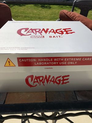 🚨Marvel Carnage✖️Bait✖️Puma Cell Sneakers🚨 for Sale in Palm Springs 909bf98a2