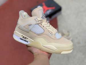 Jordan 4 Retro Off-White Sail (W) for Sale in Washington, DC