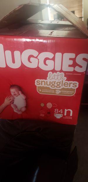 Newborn huggies for Sale in Buckeye, AZ