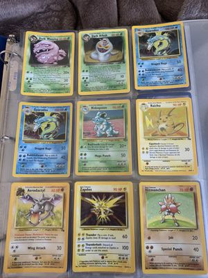 WOTC Pokemon Card Collection for Sale in San Diego, CA