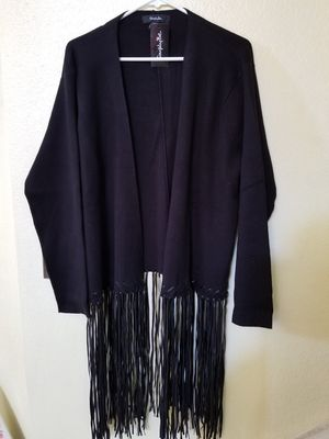 Fringe Cardigan for Sale in Moreno Valley, CA