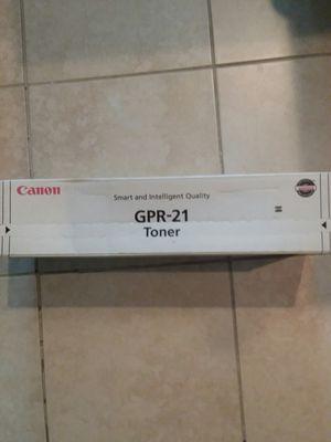 Canon OEM GPR-21 Magenta Printer Cartridge for Sale in Tampa, FL