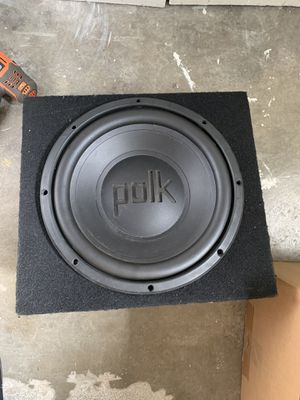 Polk Audio for Sale in Redwood City, CA