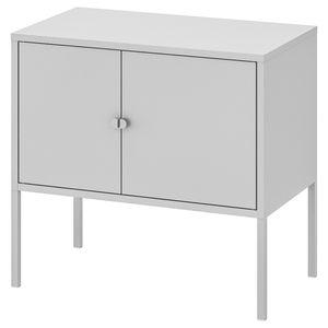 Small Gray Metal Cabinet for Sale in Arlington, VA