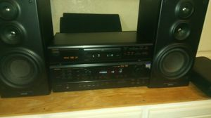 Denon stereo system for Sale in Port St. Lucie, FL