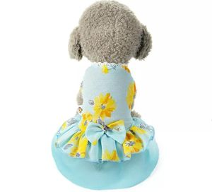 Pet Summer Floral Dress. New for Sale in North Las Vegas, NV