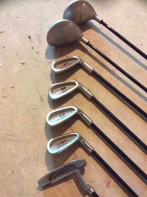 Youth Lefty La Jolla Golf Clubs for Sale in Manassas, VA