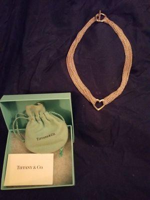 Tiffany Heart Choker for Sale in Phoenix, AZ