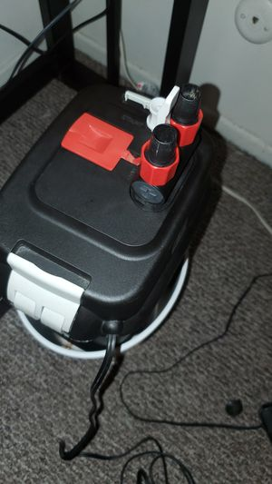 Fluval canister filter for Sale in Montebello, CA