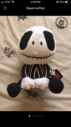 the nightmare before Christmas plush for Sale in Stockton, CA