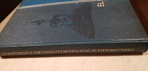USC Yearbook El Rodeo Trojan Southern California 1957 1958 1960 1961 for Sale in Los Angeles, CA
