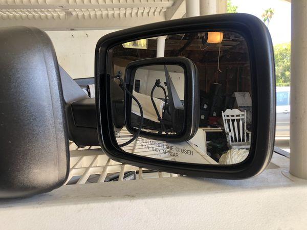 2016 Ram 1500 side mirrors
