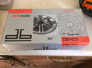 """Polk Audio DB401 4"""" Coaxial Speakers for Sale in Baden, PA"""