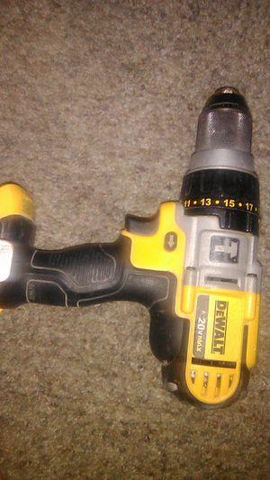 Dewalt 20v max hammer drill for Sale in Wichita, KS
