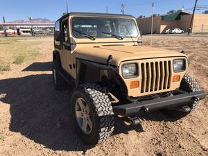 1994 Jeep Wrangler YJ for Sale in Tucson, AZ