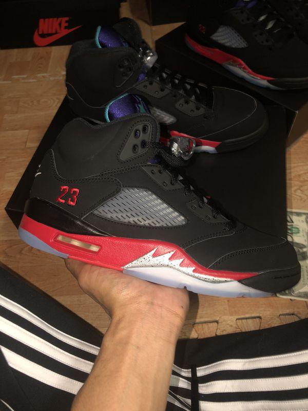 Jordan 5 top 3s
