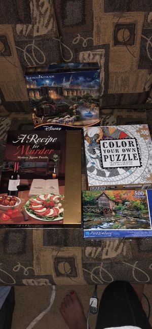 Puzzles for Sale in Wenatchee, WA