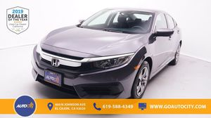 2018 Honda Civic Sedan for Sale in El Cajon, CA