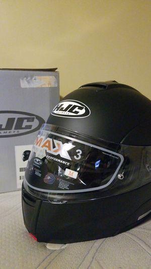 HJC CL-MAX 3 flat black medium for Sale in Compton, CA