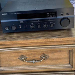 Yamaha Natural Sound Stereo Receiver RX395 for Sale in Poway, CA