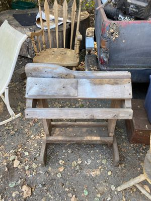 Saddle rack for Sale in Freedom, CA