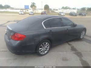 2007 Infiniti G35, complete Partout, Cheap for Sale in Hollywood, FL
