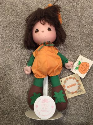 Precious Moments doll of the month October for Sale in Hillsboro, OR