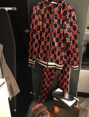 Men's Gucci Track Suit for Sale in San Francisco, CA