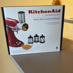 BRAND NEW UNOPENED KitchenAid Slicer/Shredder Attachment for Sale in Nashville,  TN