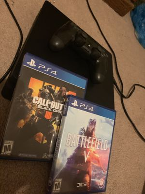 PS4 for Sale in Akron, OH