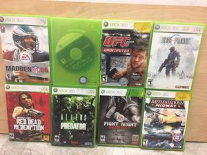 $10 each Xbox 360 Console Games Disc & Cases for Sale in Brooklyn, NY