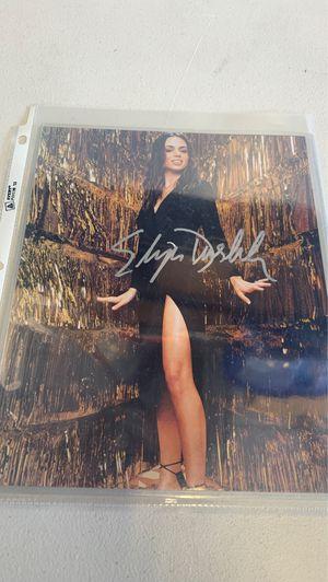 Eliza Dushku Autograph for Sale in Garden Grove, CA
