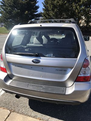 2006 SUBARU FORESTER TURBO!! ALL WHEEL DRIVE!! for Sale in Gaithersburg, MD
