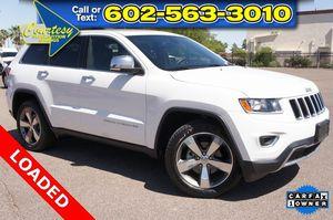 2016 Jeep Grand Cherokee for Sale in Mesa, AZ