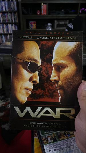 War dvd for Sale in Lakewood, CA