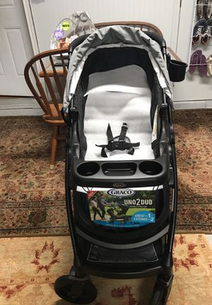 Graco UNO2DUO Double Stroller for Sale in West Springfield, VA