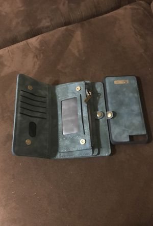 iPhone 6plus wallet phone case for Sale in Nashville, TN