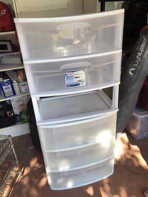 Plastic organizers for Sale in Weston, FL