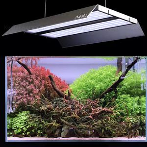 Nala Aquarium Fish Tank LED Light WRGB Series LED Lighting System water Plant grow LED light sunrise sunset remote control for Sale in Queens, NY