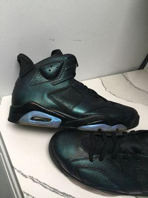 Jordan 6 chameleon size 10 for Sale in Federal Way, WA