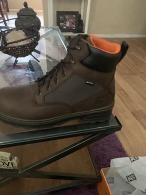 Timberland work boots for Sale in Wahneta, FL