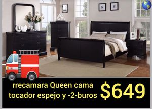 7pc Bedroom set NEW! 🌸 for Sale in Fresno, CA