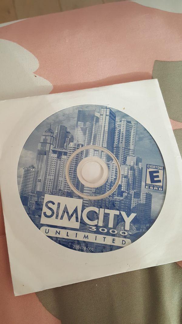 Free Sim City 3000 Unlimited