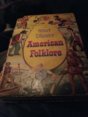 American folklord for Sale in Charleston, WV