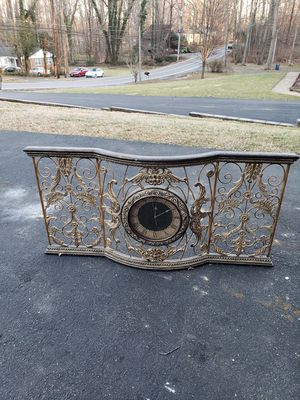 Grand Decorative Time Piece for Sale in Annandale, VA