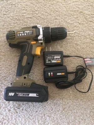 Rockwell 18 V drill for Sale in Newberry, FL