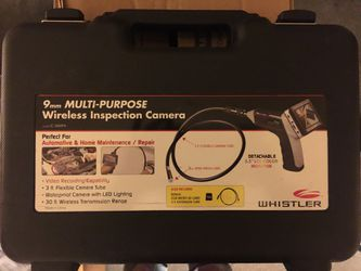 Whistler Inspection Camera, WIFI Camera .*** 1st $50 Between Now And 9am Take It Home for Sale in Grayland,  WA