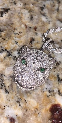 Silver Panther Pendent for Sale in Reston,  VA