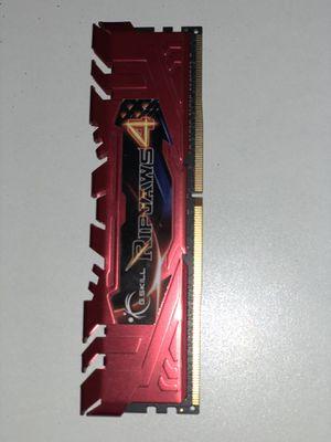 Ram RipJaw 4gb 2666mhz for Sale in McAllen, TX